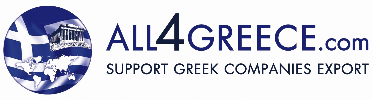 logo all 4greece
